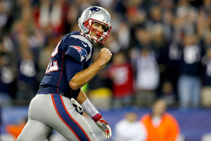 Brady back in form, Patriots beat Bengals 43-17