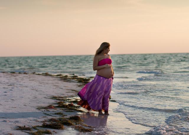 Anna Maria Island, maternity, Kerri Gagne Photography