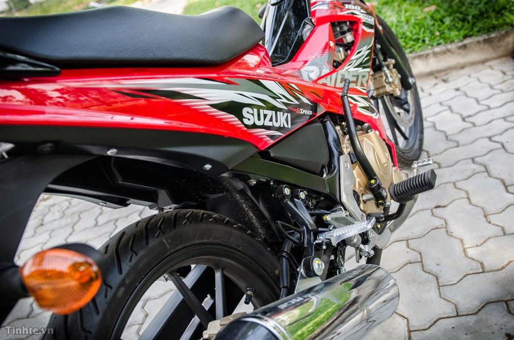 Suzuki Raider R150 new