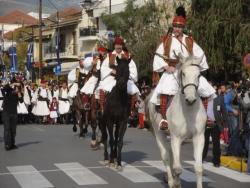 23η Μαρτίου 1821 -Εκδηλώσεις για την απελευθέρωση της Καλαμάτας