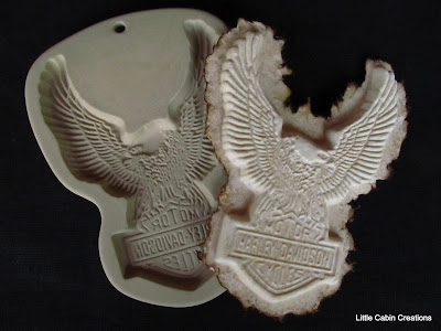 Harley-Davidson Cookie Mold
