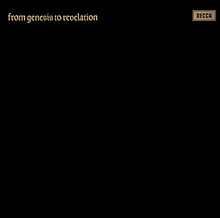 Meaning of band name Genesis - From Genesis to Revelation sleeve