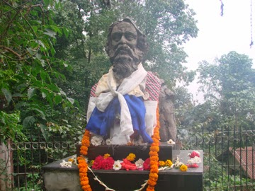 153rd Rabindranath Tagore birth anniversary celebrated in Mungpoo Darjeeling