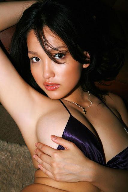 Model Jepang Toket Besar Sexy Banget