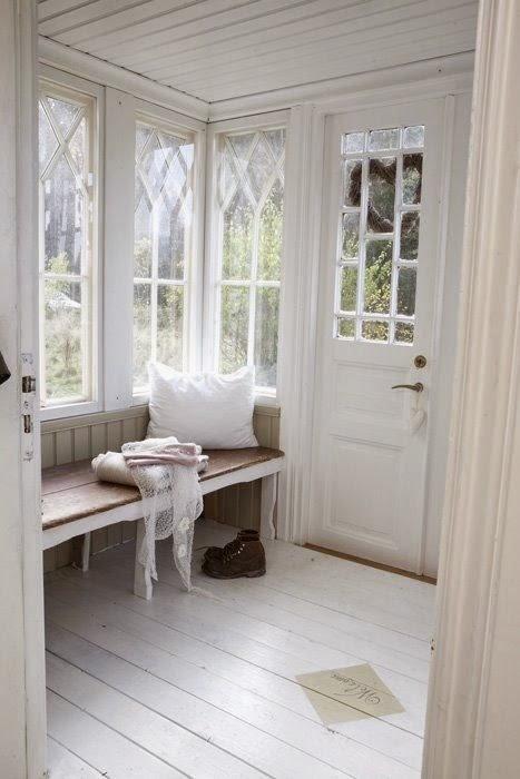 Arredamento stile Shabby Chic: arredare interni ed esterni della ...
