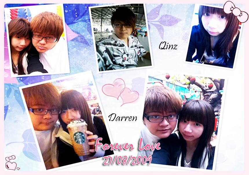【♥Darrεи♥Quεεиiε の Forever L♥V♥ ™】