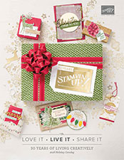 Stampin' Up! Holiday Catalog