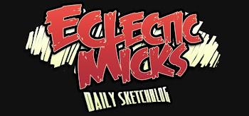 Eclectic Micks Artblog