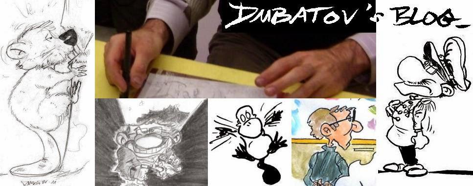 Dubatov à la conquête du monde !