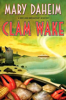 Clam Wake by Mary Daheim – Book Review + Giveaway