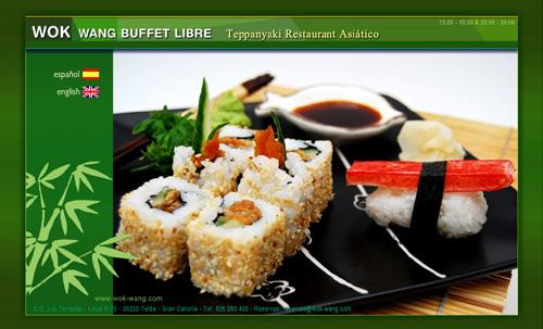 ver página web del restaurante Wok Wang en Canarias