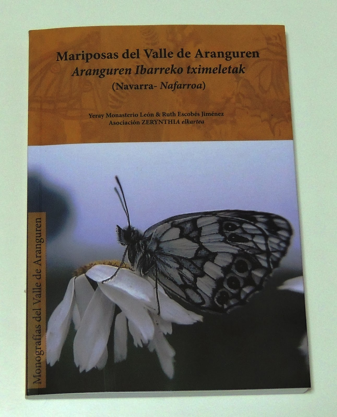 Mariposas del Valle de Aranguren