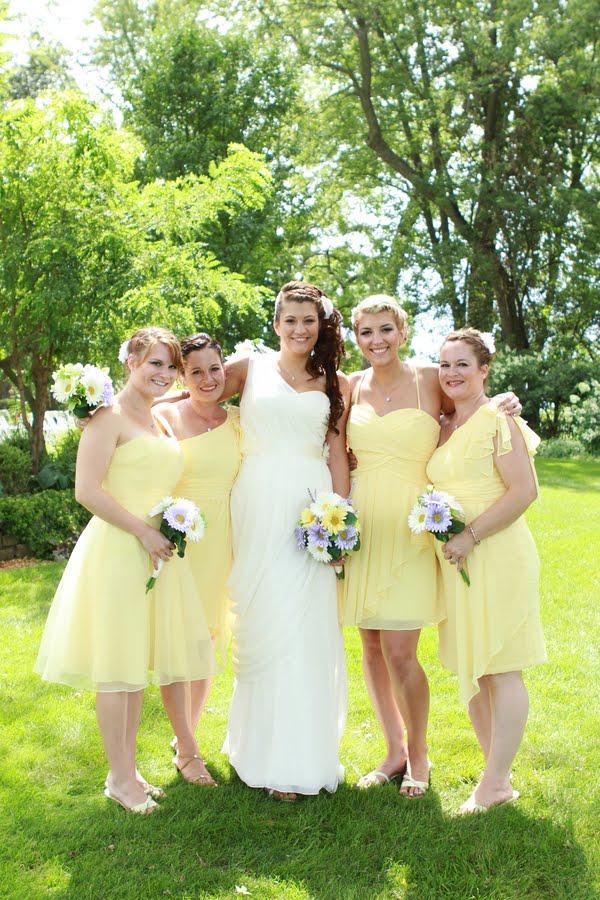 real garden wedding in lanesboro mn katie amp cody