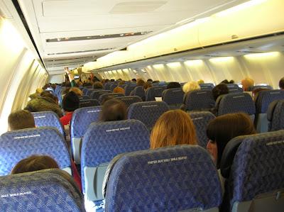 Boeing 757 American Airlines, Costa Rica, vuelta al mundo, round the world, La vuelta al mundo de Asun y Ricardo, mundoporlibre.com
