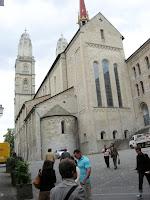 Catedral de Zúrich