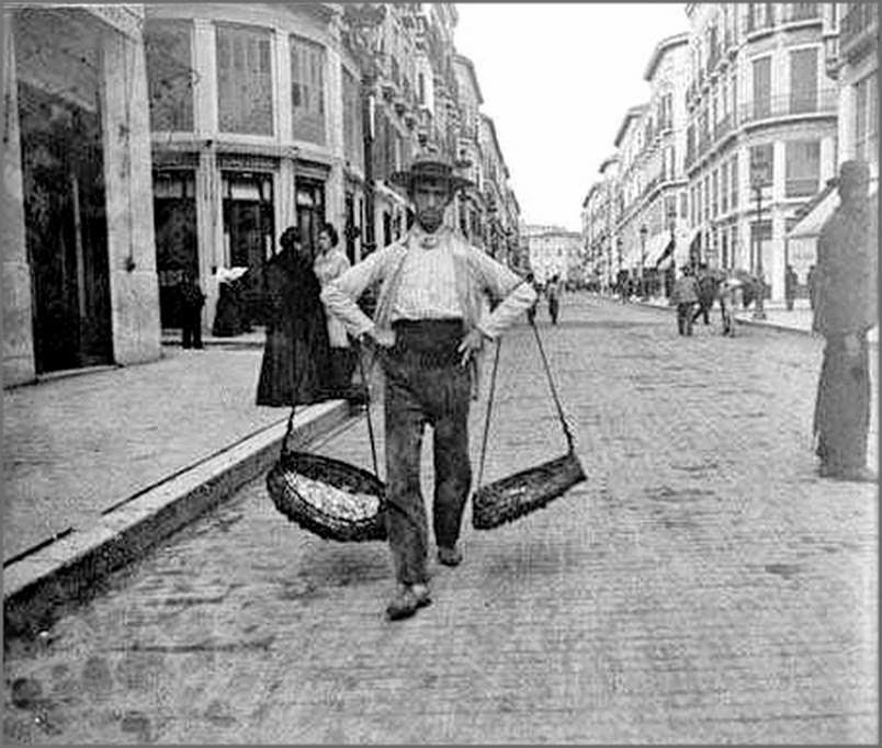 Solo fotos antiguas de Málaga