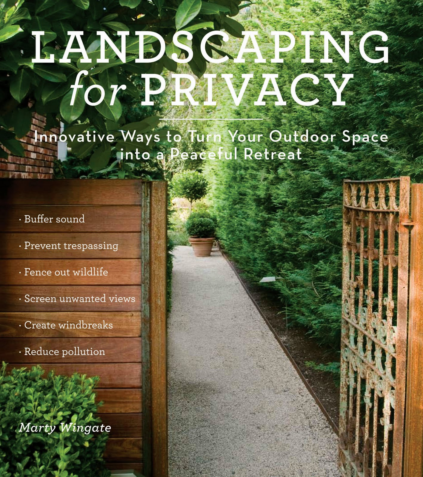 Good Trees For My Backyard : danger garden Landscaping for Privacy, Innovative Ways to Turn Your