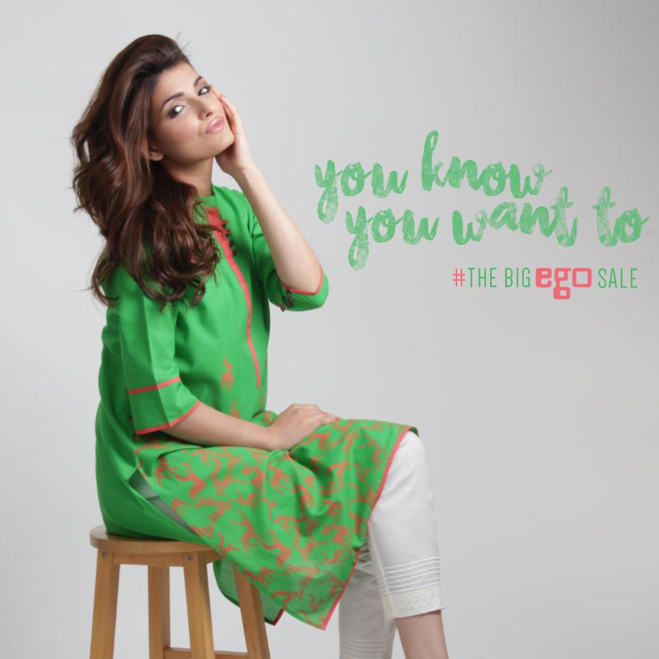 Modern dress of pakistan 2016 - Ego Winter Dresses 2016 2017 For Girls