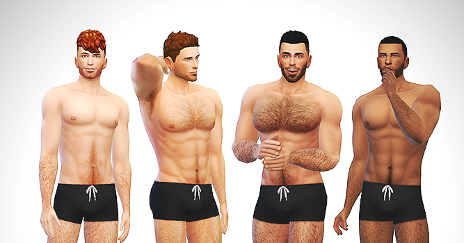sims 4 how to change sims body