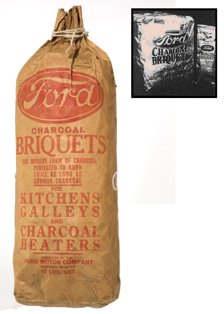 Charcoal Briquette Companies ~ Charcoal history ford