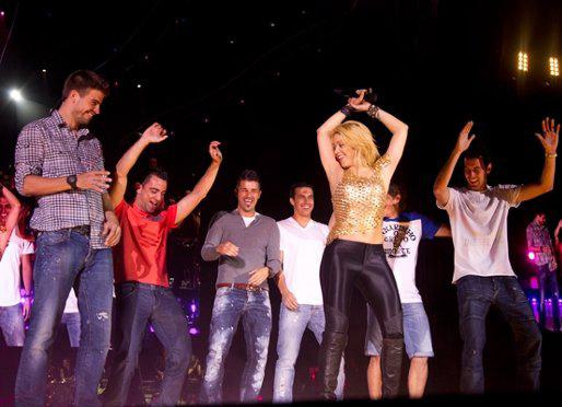 Shakira FC Barcelona
