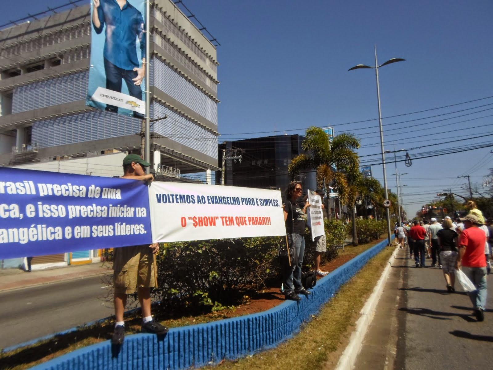 Marcha em São Caetano SP 08/14