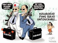 Aku malu jadi dokter Indonesia, Opini Indonesia