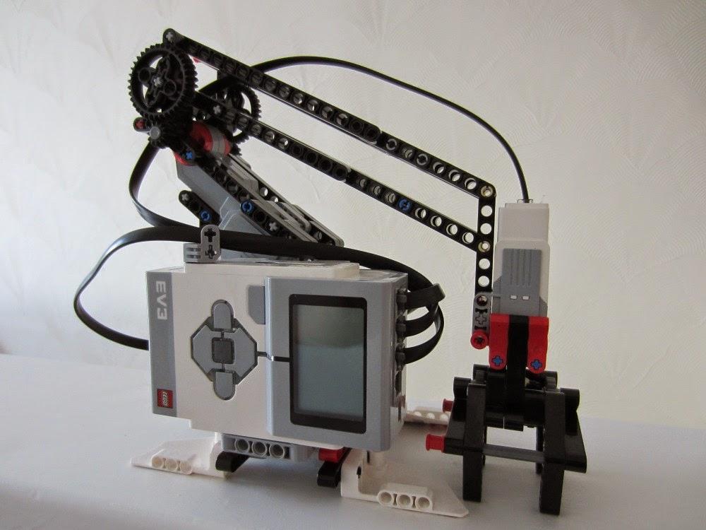 The Kitchen Scientists' Creations: 10 Original LEGO EV3 models ...