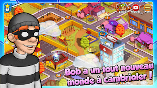 robbery double iphone game