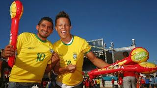 Grosir Kaos Bola Piala Dunia 2014 Murah cuma 9rb