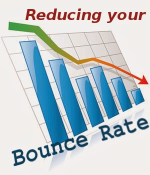 Reducing Website Bounce Rate