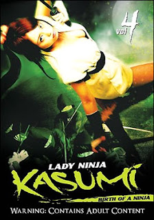 Lady Ninja Kasumi Vol4 Birth Of A Ninja 2007 Phim Cap 3 - Phim Cp 3