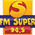 Ouvir a Rádio FM Super 94,5 de Vitória - ES - Rádio Online