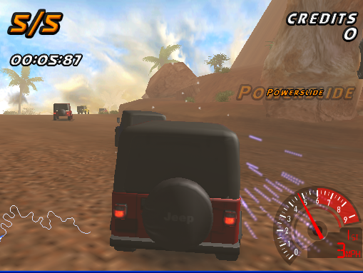 game gratis JEEP 4X4