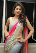 Shraddha das Latest Photos in Saree-thumbnail-14