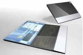 laptop LED screen, Touch screen