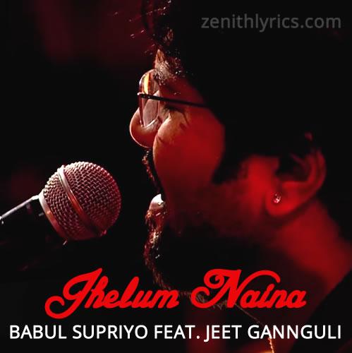 Jhelum Naina - Babul Supriyo