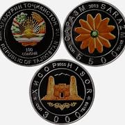 Национальный Банк Таджикистана выпустил монеты по случаю 3000-летия Гиссара