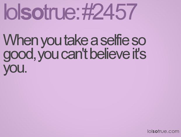 Selfie Quotes Tumblr