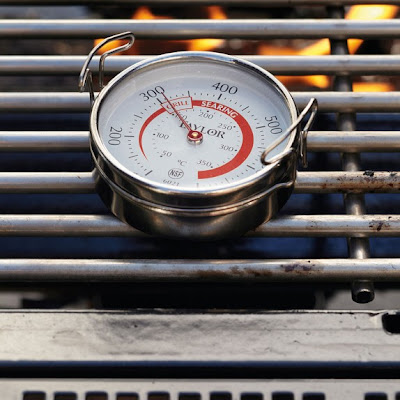 Taylor Grill Surface Temperature Meter