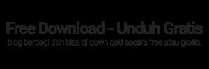 Free Download - Unduh Gratis