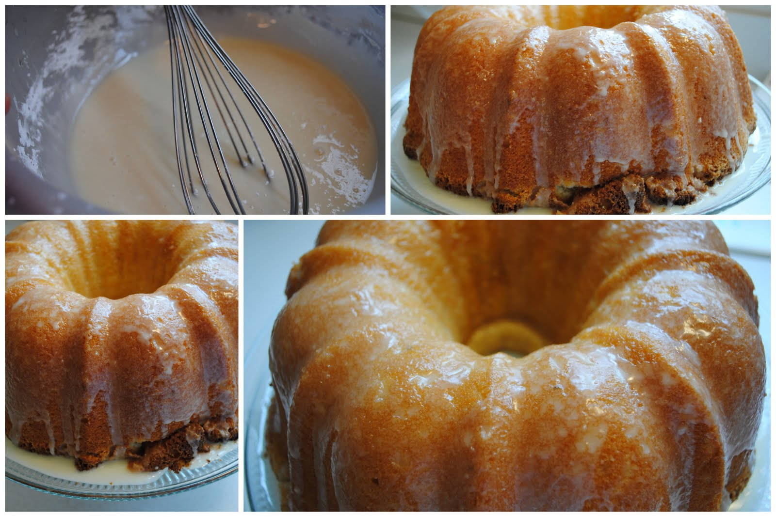 Serenity Now: Key Lime Pound Cake