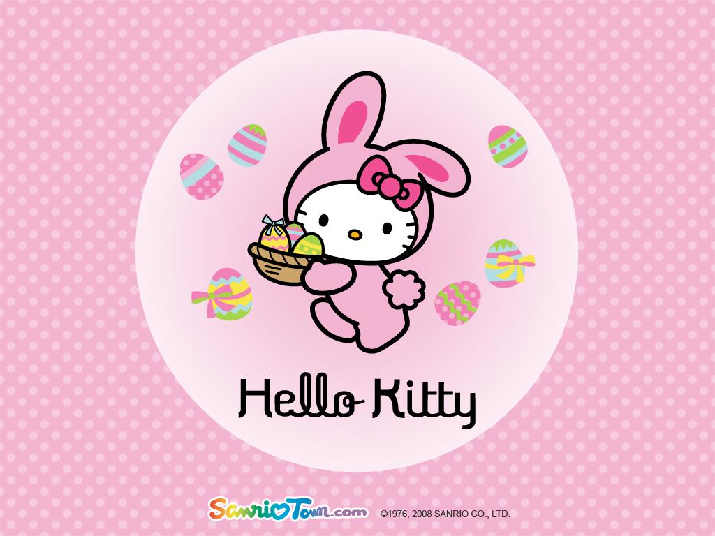 Top Wallpaper Hello Kitty Girly - hello-kitty-easter-desktop-wallpaper-background-1  Pic_549314.jpg