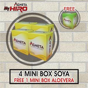 Produk Agneta Soya Milk