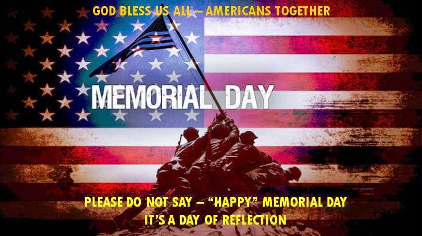 Reflections On Memorial Day >> Article A Muslim S Reflections On Memorial Day 2015 Opednews