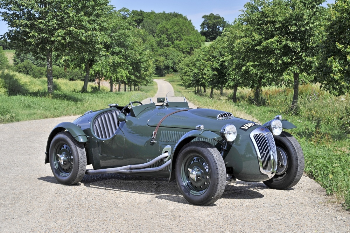 1950 Frazer Nash Le Mans Replica for sale in UK | All Cars for Sell ...