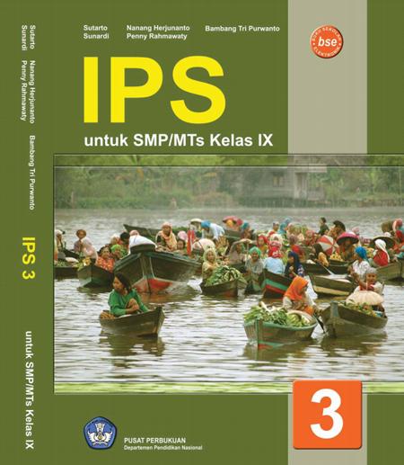 BSE - IPS3 SMP/ MTS Kelas IX
