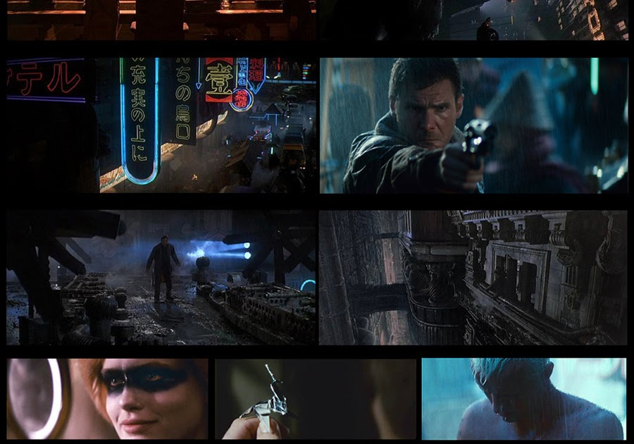 Blade runner cinematography essays