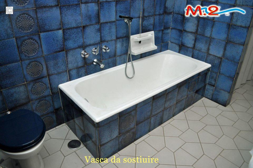 Smaltatura e rismaltatura vasche da bagno piatti doccia