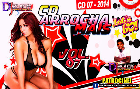 CD Arrocha Mais 2014 Vol. 06 - DJBlackmix